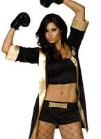 Fièvre Knockout Costume Costume sportif