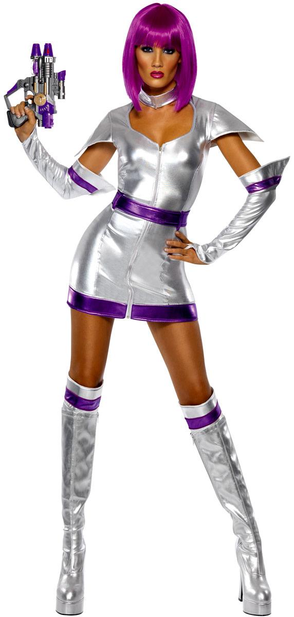 Costume hotesse Costume de cadets de l'espace