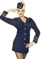 Agent de bord Costume hotesse