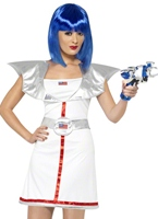 Costume de Spacegirl Costume hotesse