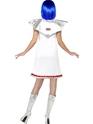 Costume hotesse Costume de Spacegirl