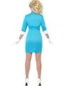 Costume hotesse Hôtesse de fièvre avec le Costume Mostess