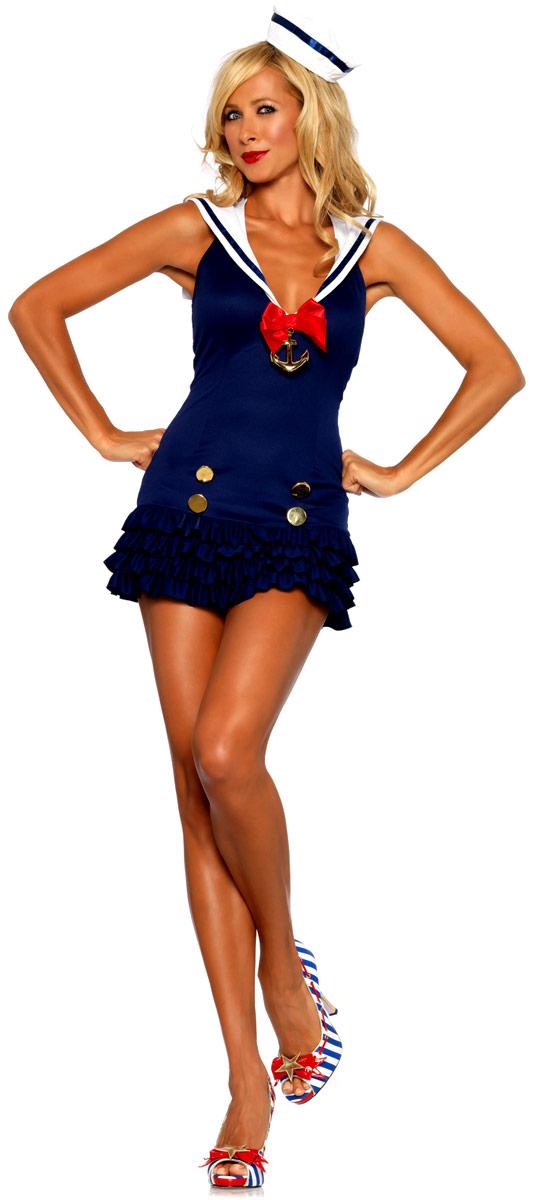 Costume marine Sweetheart Sailor Costume