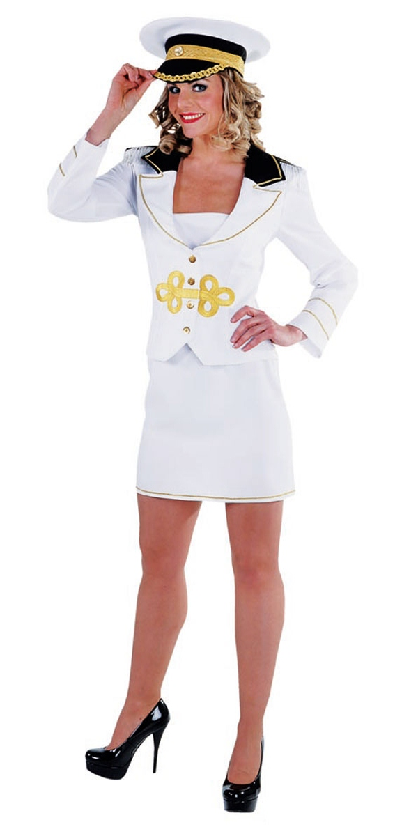 Costume marine Love Boat Sailor Costume