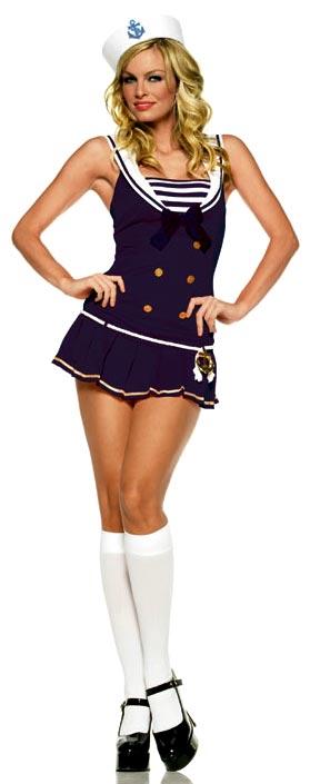 Costume marine Shipmate Cutie bleu Sailor Costume