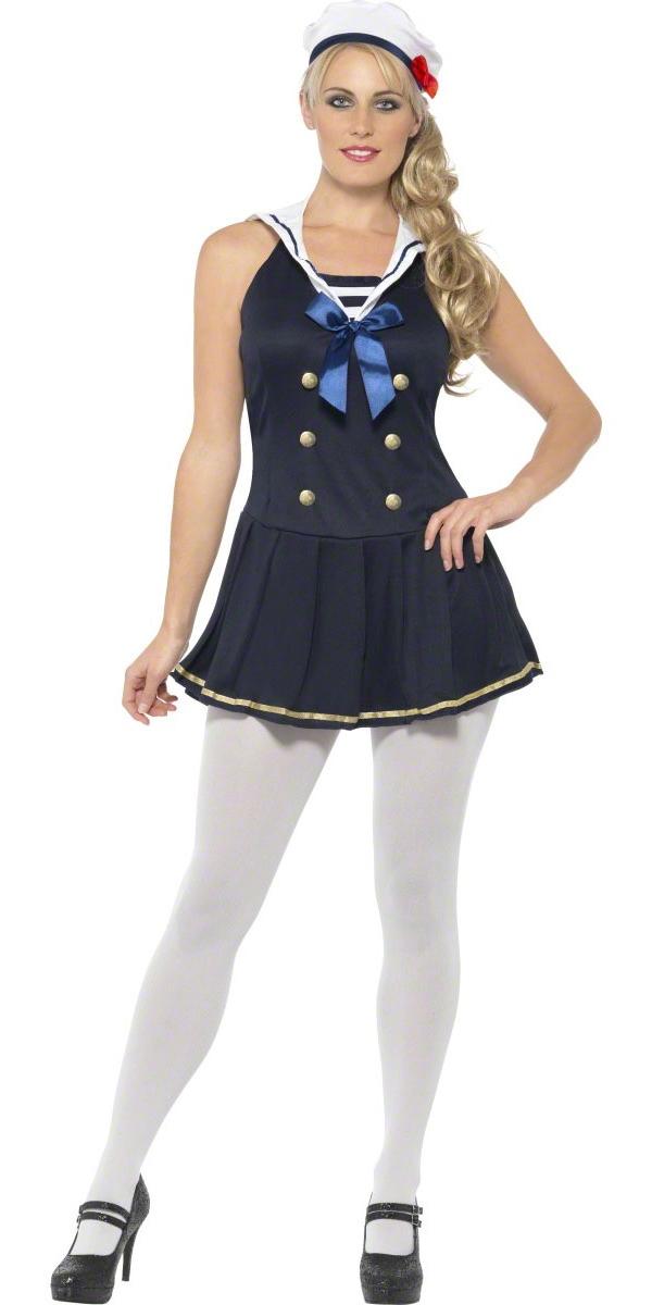 Costume marine Costume de femme de marin
