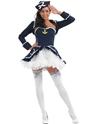 Costume marine Tutu Sailor Costume de fille