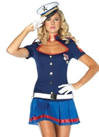 Sweetie Sailor Costume Costume marine