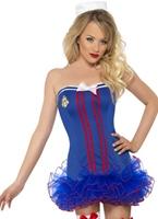 Tutu Sailor Costume Costume marine