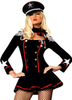 Major Mayhem Costume Costume marine