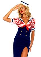 Costume de matelot Diva Costume marine