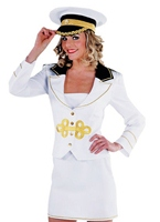 Love Boat Sailor Costume Costume marine