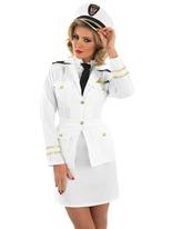 Costume d'officier Naval années 1940 Lady Costume marine