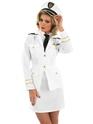 Costume marine Costume d'officier Naval années 1940 Lady