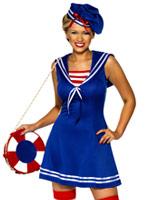 Costume de marin Cutie Costume marine