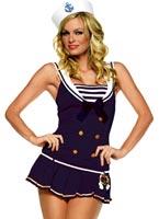 Shipmate Cutie bleu Sailor Costume Costume marine