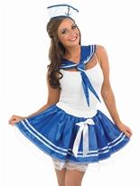 Mesdames Tutu Sailor Kit instantanée Costume marine