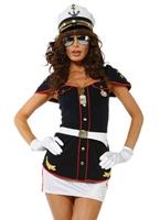 Voyage Vixen Sailor Costume Costume marine