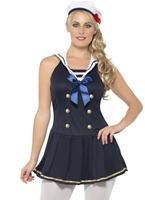 Costume de femme de marin Costume marine