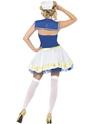 Costume marine Costume de fille de marin