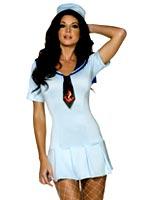 Fièvre Shipmate Sweetie Sailor Costume Costume marine