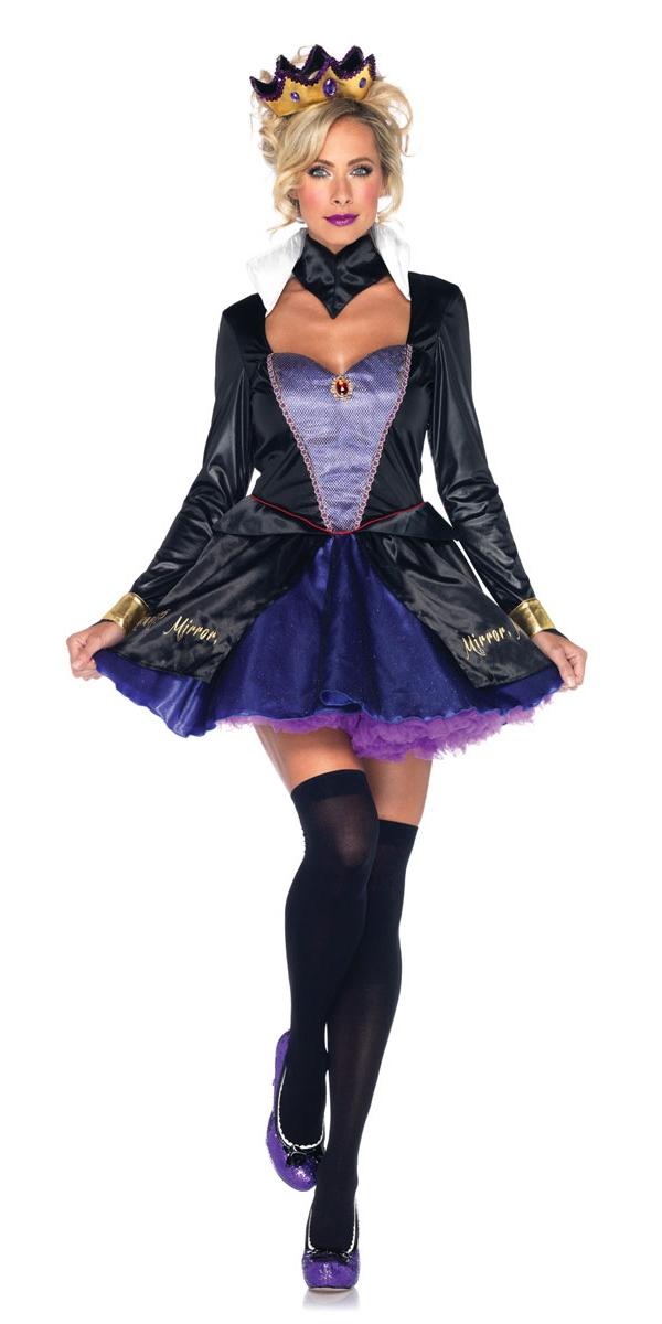 Costume princesse Costume Reine du mal
