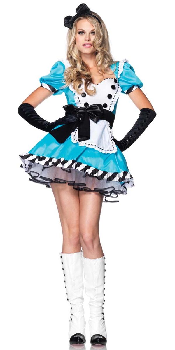Costume princesse Charmant Costume d'Alice