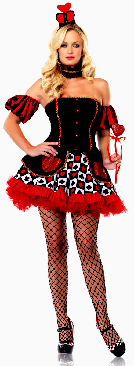 costume reine du pays des merveilles costume princesse d guisement femme 10 07 2018. Black Bedroom Furniture Sets. Home Design Ideas