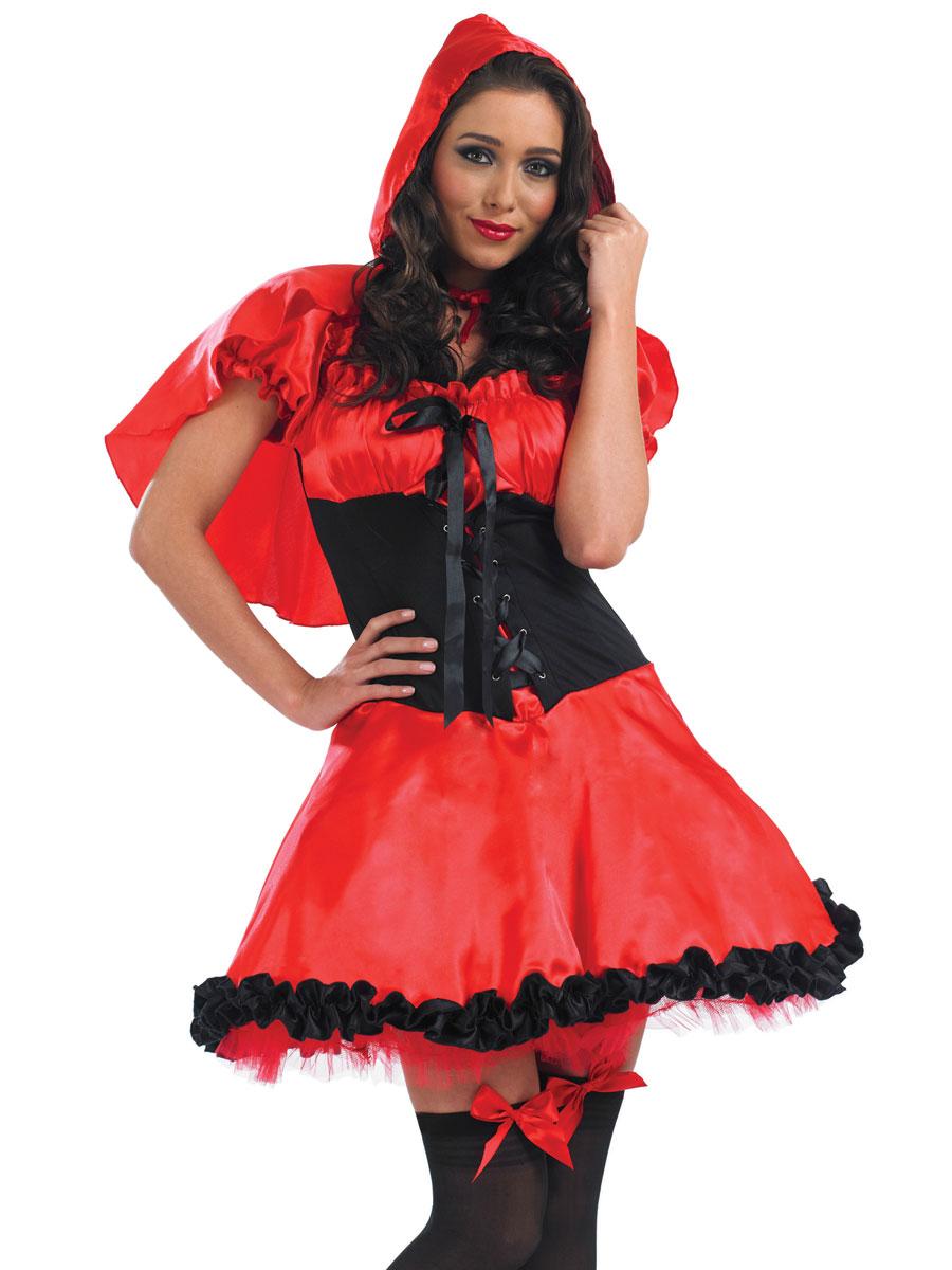 Costume princesse Costume de chaperon rouge