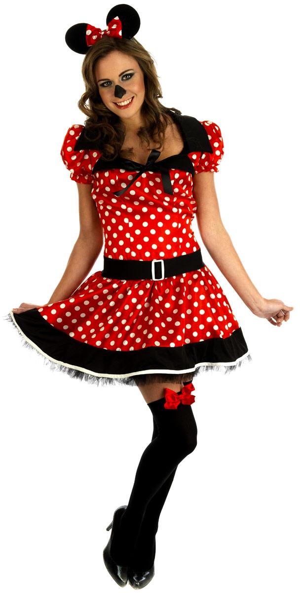 Costume princesse Costume de souris de Missy