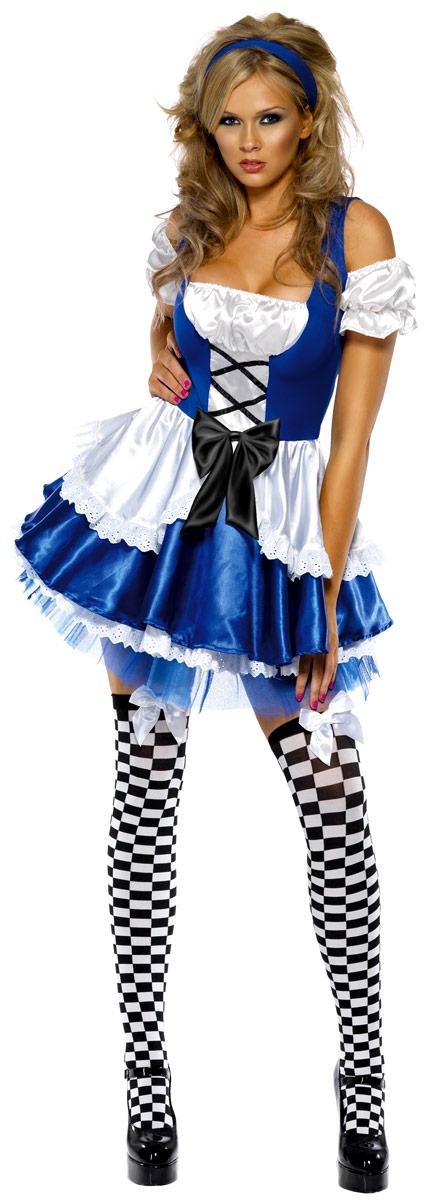 Costume princesse Costume Alice fièvre