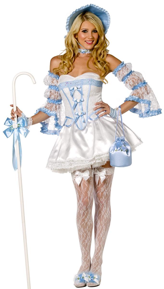Costume princesse 4 Pièces Costume Bo Peep