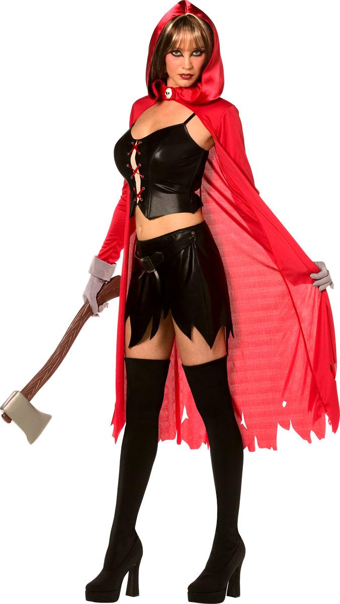 Costume princesse Rebel Toons Red Riding Hood Costume