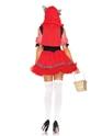 Costume princesse Costume de chaperon rouge loup