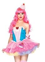 Sucre & Costume de petit gâteau aux épices Costume princesse