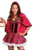 Petit Costume rouge Costume princesse