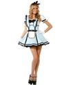 Costume princesse Tasse à thé Tease Alice Costume