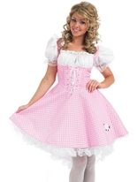 Costume Robe longue Bo Peep Costume princesse