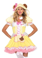 Beary Goldilocks mignon Costume Costume princesse