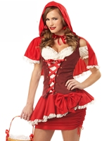 Eye Candy Red Riding Hood Costume Costume princesse