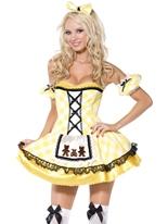 Costume boucle d'or Costume princesse