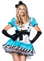 Charmant Costume d'Alice Costume princesse