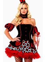 Costume Reine du pays des merveilles Costume princesse