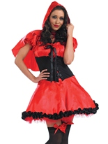 Costume de chaperon rouge Costume princesse