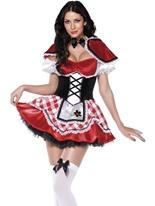 Fièvre rouge, Costume d'équitation Costume princesse