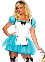 Costume d'Alice enchanté Costume princesse