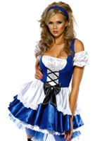 Costume Alice fièvre Costume princesse