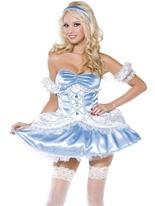 Costume de princesse de conte de fée Costume princesse