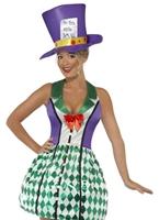 Costume de Chapelier fou Lady Costume princesse