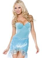 Costume de Little Mermaid Costume princesse